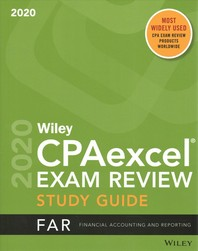 [해외]Wiley Cpaexcel Exam Review 2020 Study Guide + Question Pack (Paperback)