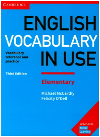 [해외]English Vocabulary in Use Elementary Book with Answers