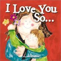 [해외]I Love You So... (Board Books)