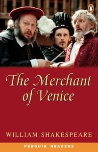 THE MERCHANT OF VENICE(PENGUIN READES 4)