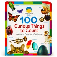 [해외]100 Curious Things to Count (Board Books)