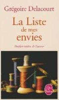 [해외]La Liste de Mes Envies (Paperback)
