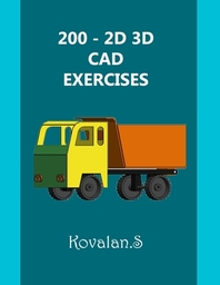 [해외]200 - 2D 3D CAD Exercises