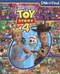 [해외]Disney-Pixar Toy Story 4 (Hardcover)