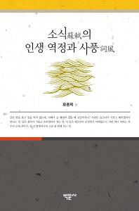 소식의 인생 역정과 사풍(양장본 HardCover)