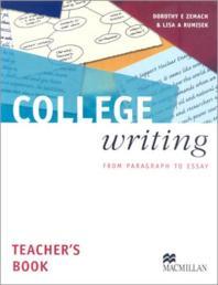College Writing(Teacher's Book)