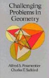 [해외]Challenging Problems in Geometry (Paperback)
