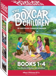 Boxcar Children: Books 1-4 (Boxcar Children, No 1-4) [BOX SET]