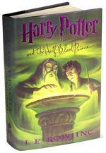 Harry Potter & the Half-Blood Prince(Book 6)(미국판하드커버)