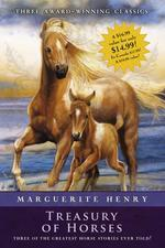 [해외]Marguerite Henry Treasury of Horses