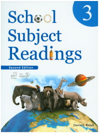 School Subject Readings. 3(Second Edition)