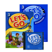 Let's Go. 3 세트(Student Book Workbook)