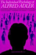 [해외]Individual Psychology of Alfred Adler