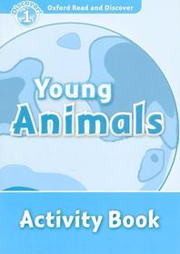 Read and Discover 1: Young Animals Activity Book