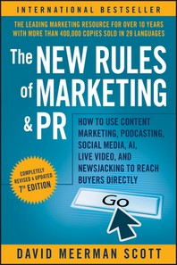 [해외]The New Rules of Marketing and PR