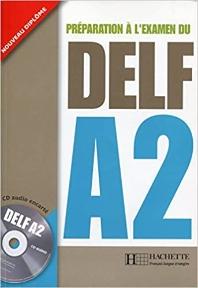 Prparation l'examen du DELF A2 (1CD audio)