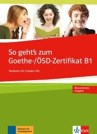 So Geht S Zum Goethe/Osd-Z. B1 - Evaluations + 3 Cd