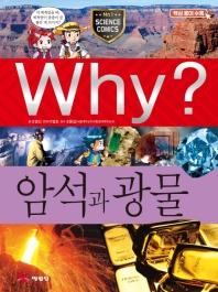 Why? 암석과 광물(초등과학학습만화 54)(양장본 HardCover)