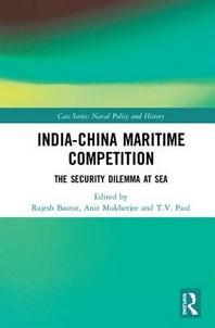 [해외]India-China Maritime Competition (Hardcover)