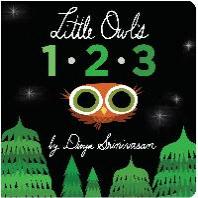 [해외]Little Owl's 1-2-3
