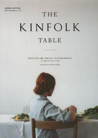 [해외]THE KINFOLK TABLE 小さな集いのためのレシピ集 JAPAN EDITION