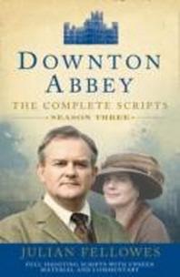 [해외]Downton Abbey: Series 3 Scripts (Official)