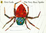 Pictory Set 1-46: The Very Busy Spider (Book + Audio CD)