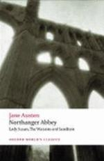 [해외]Northanger Abbey, Lady Susan, the Watsons, Sanditon