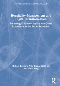[해외]Hospitality Management and Digital Transformation