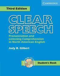 Clear Speech (Student's Book) (Third Edition) (Audio CD 1장 포함)