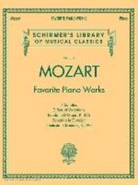 Mozart - Favorite Piano Works