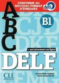 [해외]ABC DELF B1. Buch + mp3-CD + E-Book inkl. Loesungen und Transkriptionen