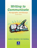 Writing to Communicate, 2/E