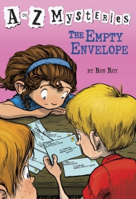 THE EMPTY ENVELOPE(A TO Z MYSTERIES E)