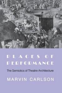 [해외]Places of Performance (Hardcover)