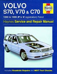 Volvo S70, V70 & C70 Service and Repair Manual
