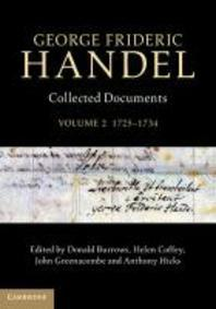 [해외]George Frideric Handel (Hardcover)