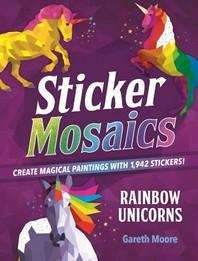 [해외]Sticker Mosaics