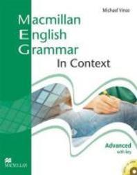 MACMILLAN ENGLISH GRAMMAR IN CONTEXT (WITH KEY)(ADVANCED)