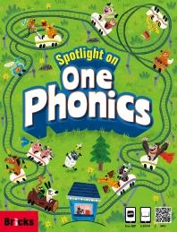 Spotlight on One Phonics Student Book(CD3장포함)
