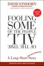 [해외]Fooling Some of the People All of the Time, a Long Short (and Now Complete) Story, Updated with New Epilogue