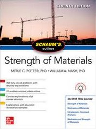 [해외]Schaum's Outline of Strength of Materials, Seventh Edition
