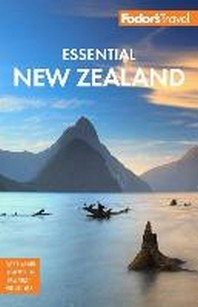[해외]Fodor's Essential New Zealand