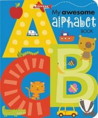 [해외]My Awesome Alphabet Book