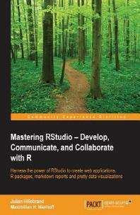 [해외]Mastering Rstudio (Paperback)
