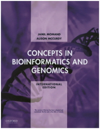 Concepts in Bioinformatics and Genomics(International Edition)