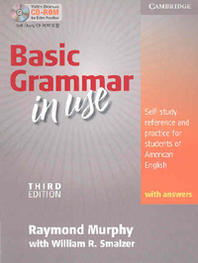 BASIC GRAMMAR IN USE WITH ANSWERS(THIRD EDITION)(CD1장포함)