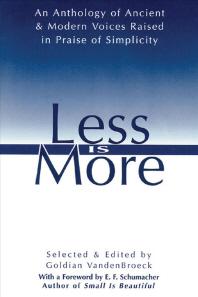 [해외]Less Is More