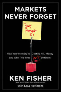 [해외]Markets Never Forget (But People Do) (Hardcover)
