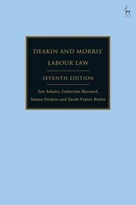 [해외]Deakin and Morris' Labour Law